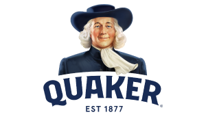 Michelle Sundholm Voice Over Quaker Logo