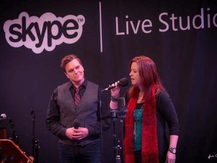 Michelle Sundholm Voice Over Artist Singing Photo10