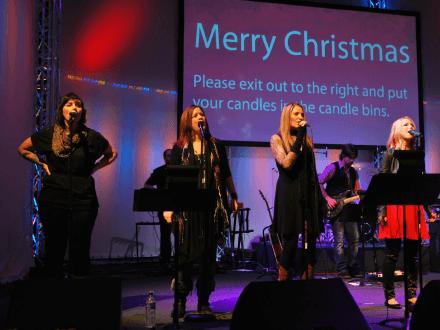 Michelle Sundholm Voice Over Artist Singing Photo12