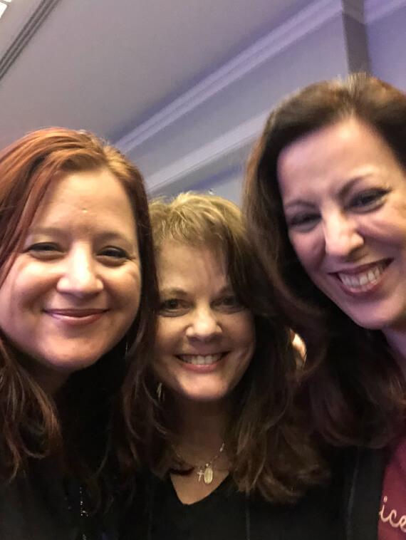 MaryLynn, Jodi and Michelle