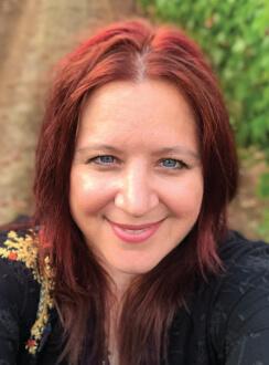 Michelle Sundholm Voice Over Artist Michelle Sundholm Headshot